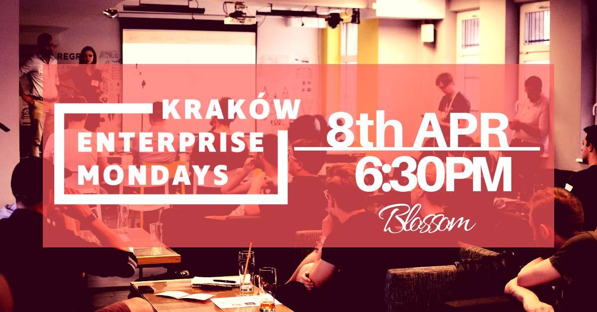 Krakow Enterprise Mondays