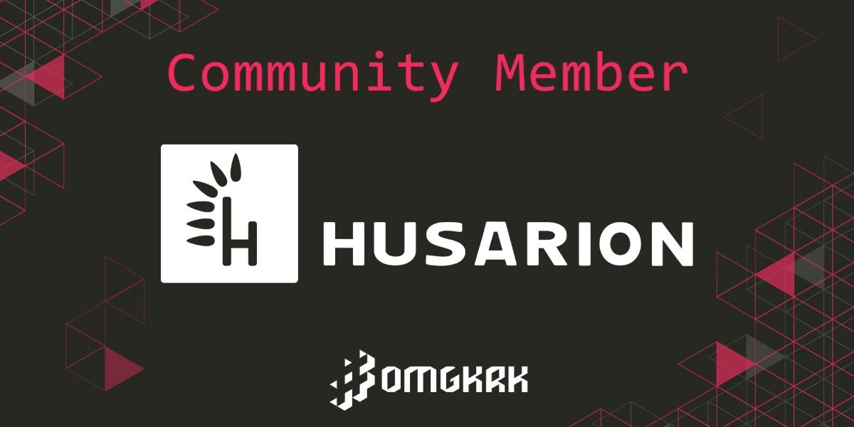 Husarion Member