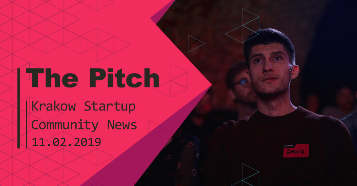, The Pitch: KPT ScaleUp Accelerator, ITSELECTA, TEDxKazmierzSalon & More