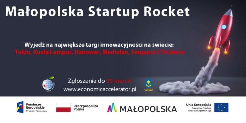 Malopolska Startup Rocket