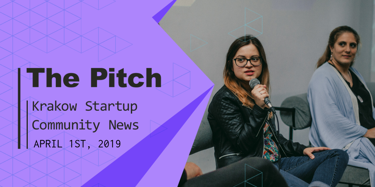 , The Pitch: Microsoft Becomes Stakeholder, #OMGKRK Hiring, Bank Pekao Hackathon, Open Coffee & More
